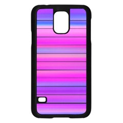 Cool Abstract Lines Samsung Galaxy S5 Case (black)