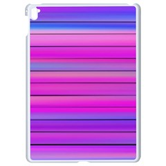 Cool Abstract Lines Apple Ipad Pro 9 7   White Seamless Case