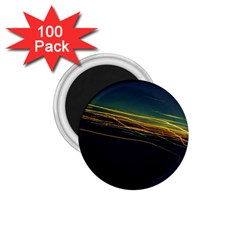 Night Lights 1 75  Magnets (100 Pack)  by BangZart