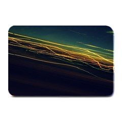 Night Lights Plate Mats by BangZart
