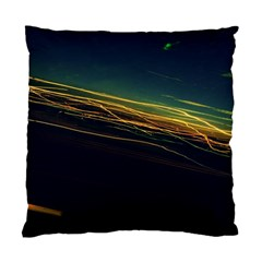 Night Lights Standard Cushion Case (one Side)