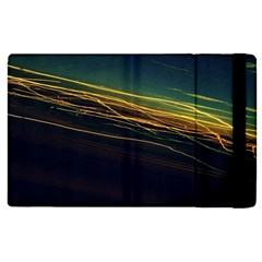 Night Lights Apple Ipad 3/4 Flip Case by BangZart