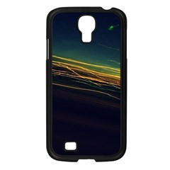 Night Lights Samsung Galaxy S4 I9500/ I9505 Case (black) by BangZart