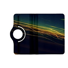 Night Lights Kindle Fire Hd (2013) Flip 360 Case by BangZart