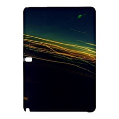 Night Lights Samsung Galaxy Tab Pro 12 2 Hardshell Case by BangZart