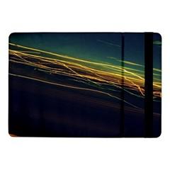 Night Lights Samsung Galaxy Tab Pro 10 1  Flip Case