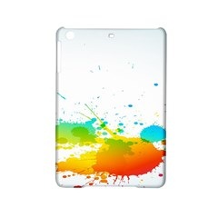 Colorful Abstract Ipad Mini 2 Hardshell Cases by BangZart