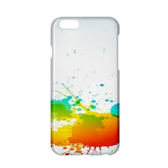 Colorful Abstract Apple Iphone 6/6s Hardshell Case