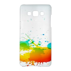 Colorful Abstract Samsung Galaxy A5 Hardshell Case  by BangZart