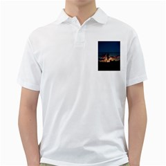 Art Sunset Anime Afternoon Golf Shirts