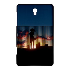 Art Sunset Anime Afternoon Samsung Galaxy Tab S (8 4 ) Hardshell Case  by BangZart