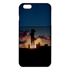Art Sunset Anime Afternoon Iphone 6 Plus/6s Plus Tpu Case by BangZart
