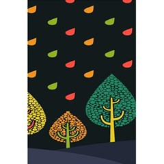 Vector Color Tree 5 5  X 8 5  Notebooks by BangZart
