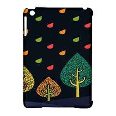 Vector Color Tree Apple Ipad Mini Hardshell Case (compatible With Smart Cover) by BangZart