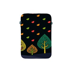 Vector Color Tree Apple Ipad Mini Protective Soft Cases by BangZart