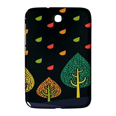 Vector Color Tree Samsung Galaxy Note 8 0 N5100 Hardshell Case