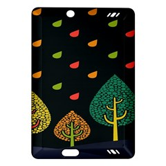 Vector Color Tree Amazon Kindle Fire Hd (2013) Hardshell Case by BangZart