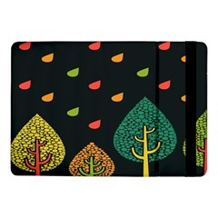 Vector Color Tree Samsung Galaxy Tab Pro 10 1  Flip Case by BangZart