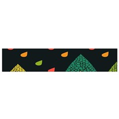 Vector Color Tree Flano Scarf (small) by BangZart