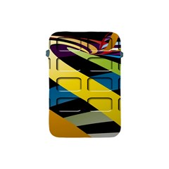 Colorful Docking Frame Apple Ipad Mini Protective Soft Cases by BangZart