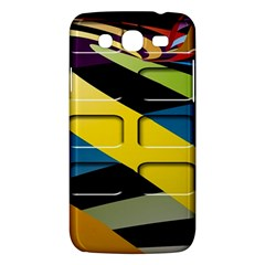 Colorful Docking Frame Samsung Galaxy Mega 5 8 I9152 Hardshell Case  by BangZart