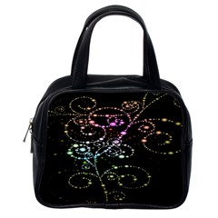 Sparkle Design Classic Handbags (one Side) by BangZart
