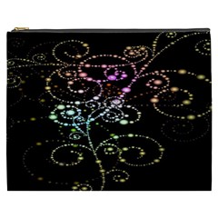 Sparkle Design Cosmetic Bag (xxxl)  by BangZart