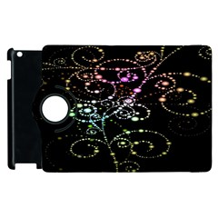Sparkle Design Apple Ipad 3/4 Flip 360 Case by BangZart