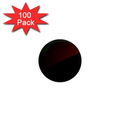 Color Vague Abstraction 1  Mini Buttons (100 Pack)  by BangZart