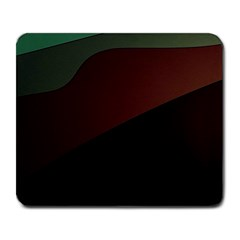 Color Vague Abstraction Large Mousepads by BangZart