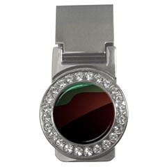 Color Vague Abstraction Money Clips (cz)  by BangZart