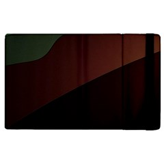 Color Vague Abstraction Apple Ipad 2 Flip Case by BangZart