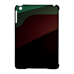 Color Vague Abstraction Apple Ipad Mini Hardshell Case (compatible With Smart Cover) by BangZart