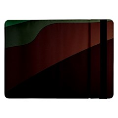 Color Vague Abstraction Samsung Galaxy Tab Pro 12 2  Flip Case by BangZart