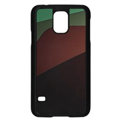 Color Vague Abstraction Samsung Galaxy S5 Case (black) by BangZart