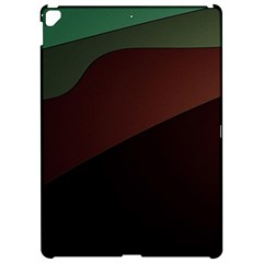 Color Vague Abstraction Apple iPad Pro 12.9   Hardshell Case by BangZart