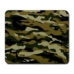 Military Vector Pattern Texture Large Mousepads by BangZart