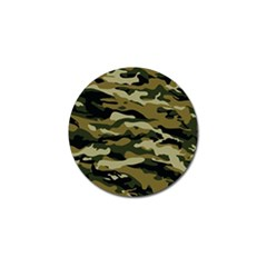 Military Vector Pattern Texture Golf Ball Marker (10 Pack) by BangZart