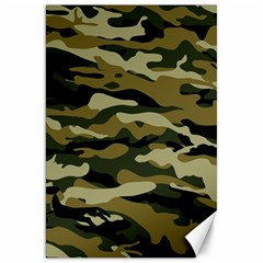Military Vector Pattern Texture Canvas 20  X 30