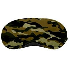 Military Vector Pattern Texture Sleeping Masks by BangZart