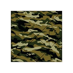 Military Vector Pattern Texture Acrylic Tangram Puzzle (4  X 4 )