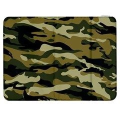 Military Vector Pattern Texture Samsung Galaxy Tab 7  P1000 Flip Case