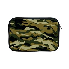 Military Vector Pattern Texture Apple Ipad Mini Zipper Cases by BangZart