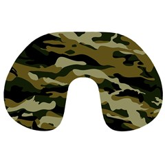 Military Vector Pattern Texture Travel Neck Pillows