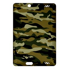 Military Vector Pattern Texture Amazon Kindle Fire Hd (2013) Hardshell Case by BangZart