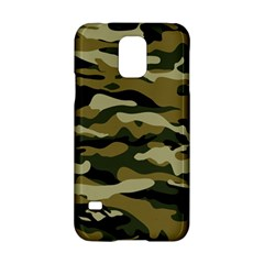 Military Vector Pattern Texture Samsung Galaxy S5 Hardshell Case  by BangZart