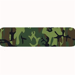 Military Camouflage Pattern Large Bar Mats