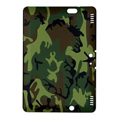 Military Camouflage Pattern Kindle Fire Hdx 8 9  Hardshell Case by BangZart