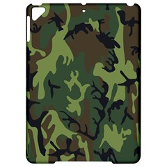 Military Camouflage Pattern Apple Ipad Pro 9 7   Hardshell Case by BangZart