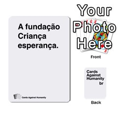 Cah2 By Biasaka   Playing Cards 54 Designs (rectangle)   Lf2aruqxqy70   Www Artscow Com Front - Heart10